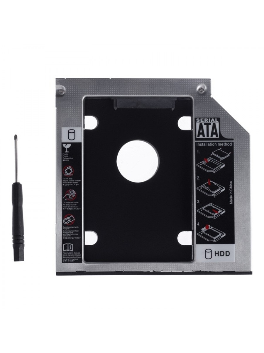 HDD caddy adaptor hard disk HP 620