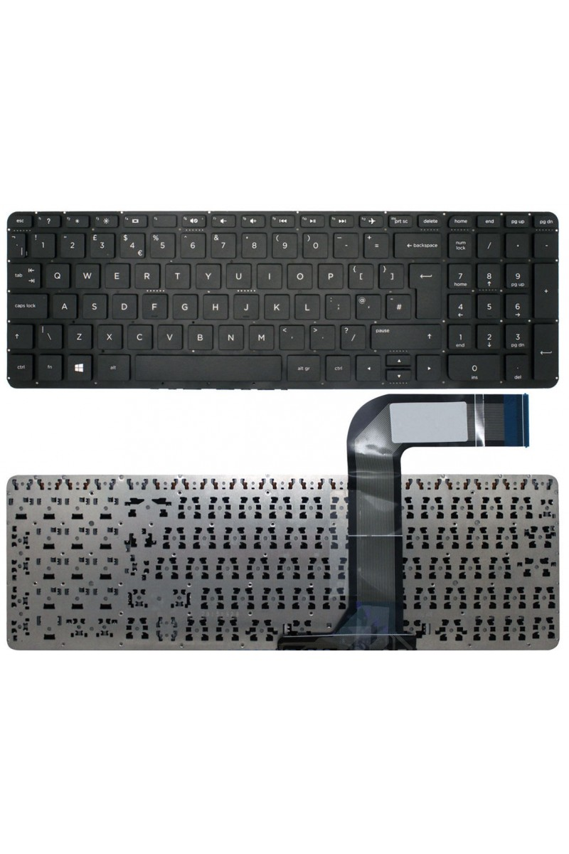 Tastatura laptop HP Pavilion 15-p066us